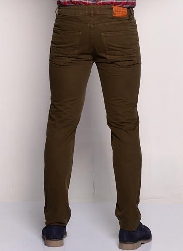 Fresh Company Fresh Company Klasik Pantolon Haki